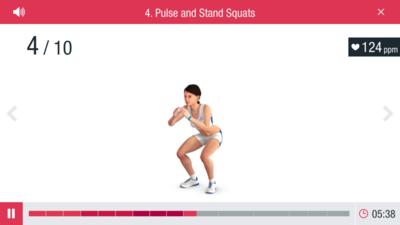 Runtastic apuesta por el entrenamiento de piernas con Leg Trainer