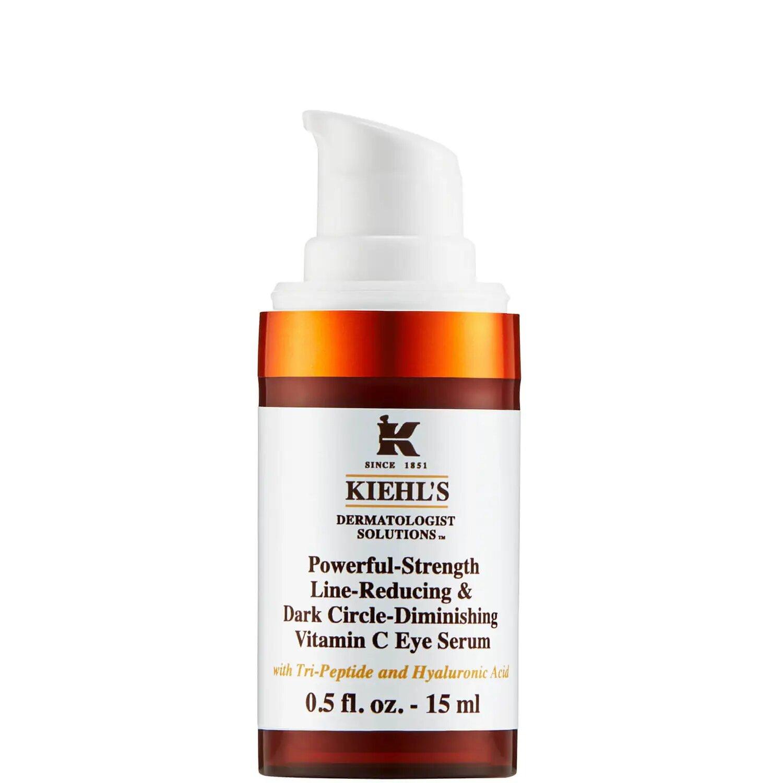 Kiehl's Sérum de Ojos con Vitamina C para Reducir las Líneas y Disminuir las Ojeras