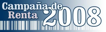 Novedades en el programa PADRE de Renta 2008