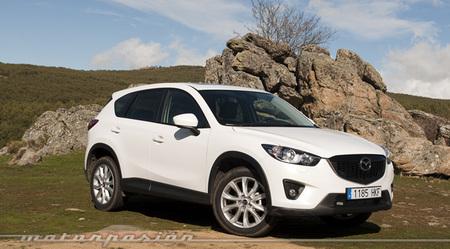 Mazda CX-5, presentación y prueba en Madrid (parte 2)