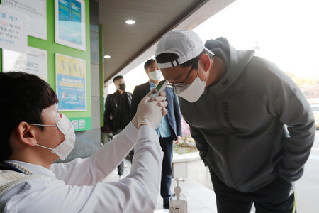 El espectro de la segunda ola: Corea del Sur registra su mayor aumento de contagios en dos meses