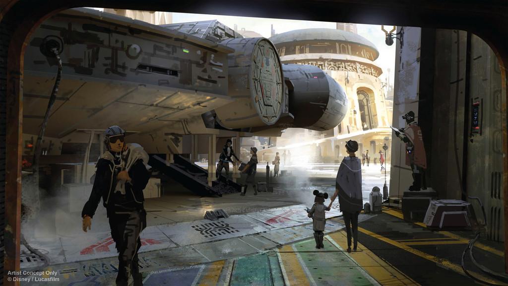 Star Wars Concept