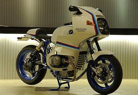 "BMW R100RS ""Ritmo Sereno"""