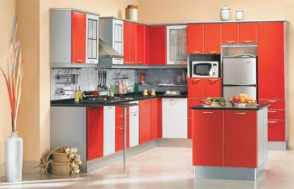 modular kitchen colors india distribuci 243 n de la cocina cocinas en l 7814