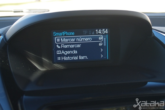 Ford B-MAX con SYNC (Madrid) 02