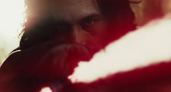 Kylo Ren The Last Jedi