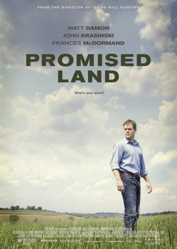 El cartel de Promised Land