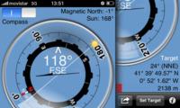 Compass GO, añade una brújula a tu iPhone 3G