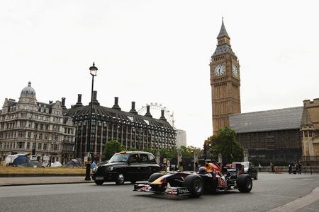 Bernie Ecclestone ya tiene nuevo capricho: un gran premio en Londres