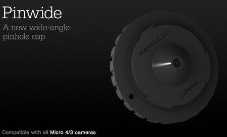 PinWide, convierte tu Micro Cuatro Tercios en una cámara estenopeica
