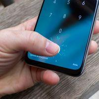 Apple patenta un lector de huellas óptico bajo la pantalla