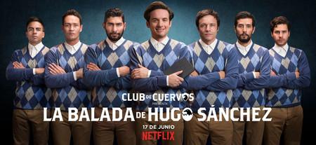 Hugo Sánchez de Club de Cuervos, protagonizará el primer spin-off de Netflix en México