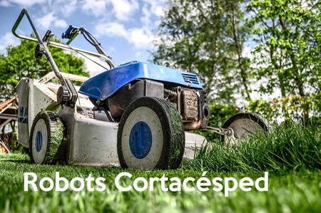 17 robots cortacésped para que este verano se encargue otro del jardín