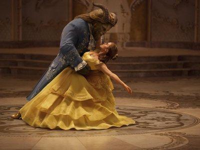 El vestuario de 'La Bella y la Bestia' es así de fascinante. Todas queremos ser Emma Watson y llevar el vestido amarillo