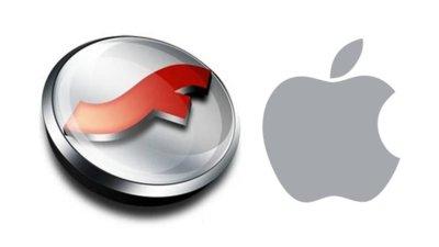 """Adobe se enfada: """"Apple está incitando una campaña negativa contra nosotros"""""""