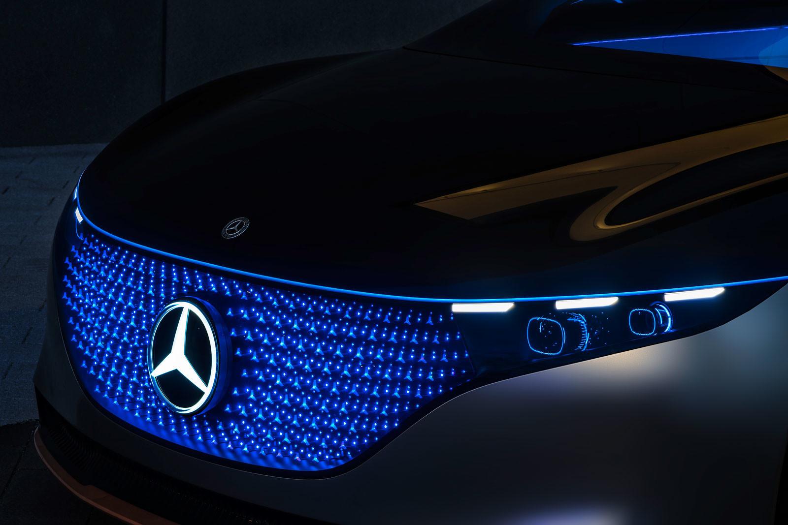 Foto de Mercedes Vision EQS (5/13)