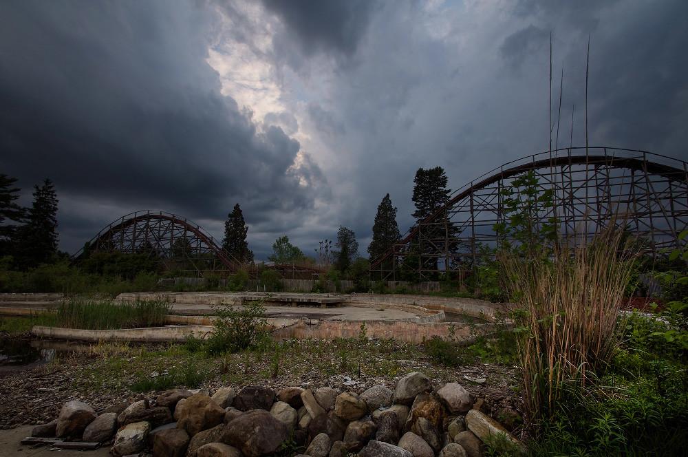 Abandonded Theme Park Seph Lawless 2