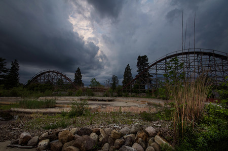 Abandonded Theme Park Seph Lawless 2
