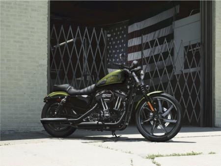 Harley Davidson Sporster 883 2016