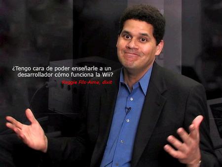 Reggie Fils-Aime cree que las third parties no entienden Wii, y por eso no venden