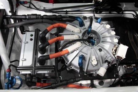 Porsche 911 GT3 R híbrido