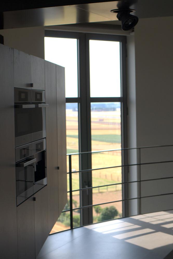 Foto de Casas poco convencionales: vivir en una torre de agua (12/35)