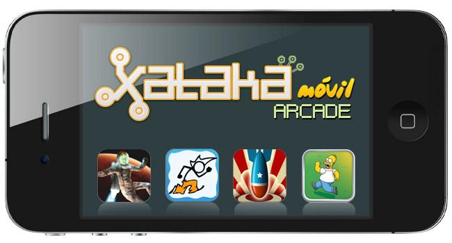 xataka movil arcade vi