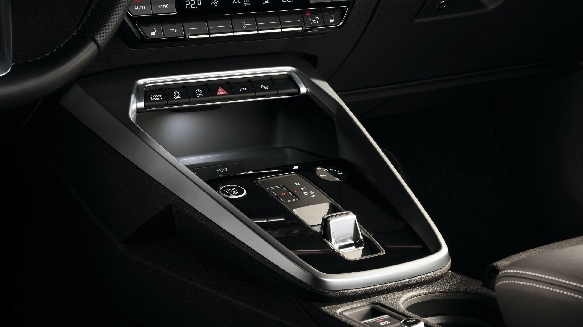 Foto de Audi A3 Sedán 2021 (31/43)