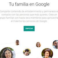 Con el grupo familiar de Google será muy fácil compartir fotos, vídeos, eventos y notas con tu familia