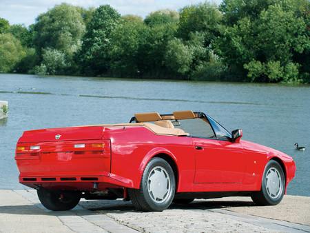 Aston Martin V8 Volante Zagato