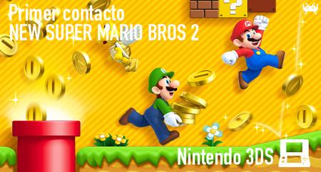 'New Super Mario Bros. 2': primer contacto