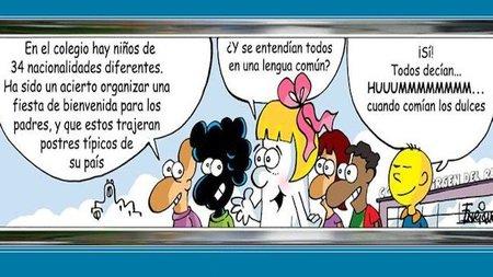 Multiculturalidad en la escuela