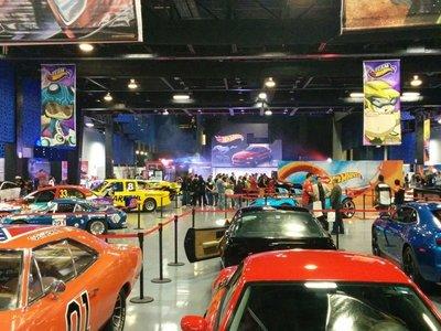 Hoy arranca el 10º Salón Hot Wheels, ¿por qué valdría la pena visitarlo si nunca lo has hecho?
