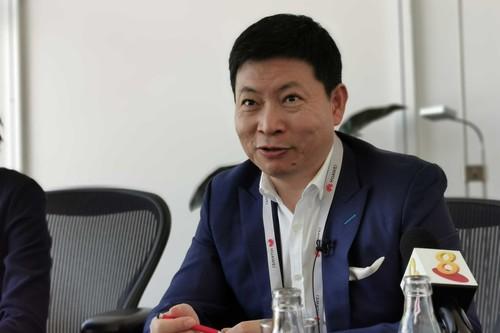 Richard Yu, CEO de Huawei, afirma que si no pueden seguir usando Android el Huawei P40 podría ser el primer móvil con HarmonyOS