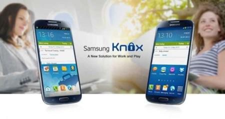 Samsung Knox, los coreanos también quieren su hueco