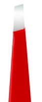La pinza Slant, de punta oblicua, de Tweezerman