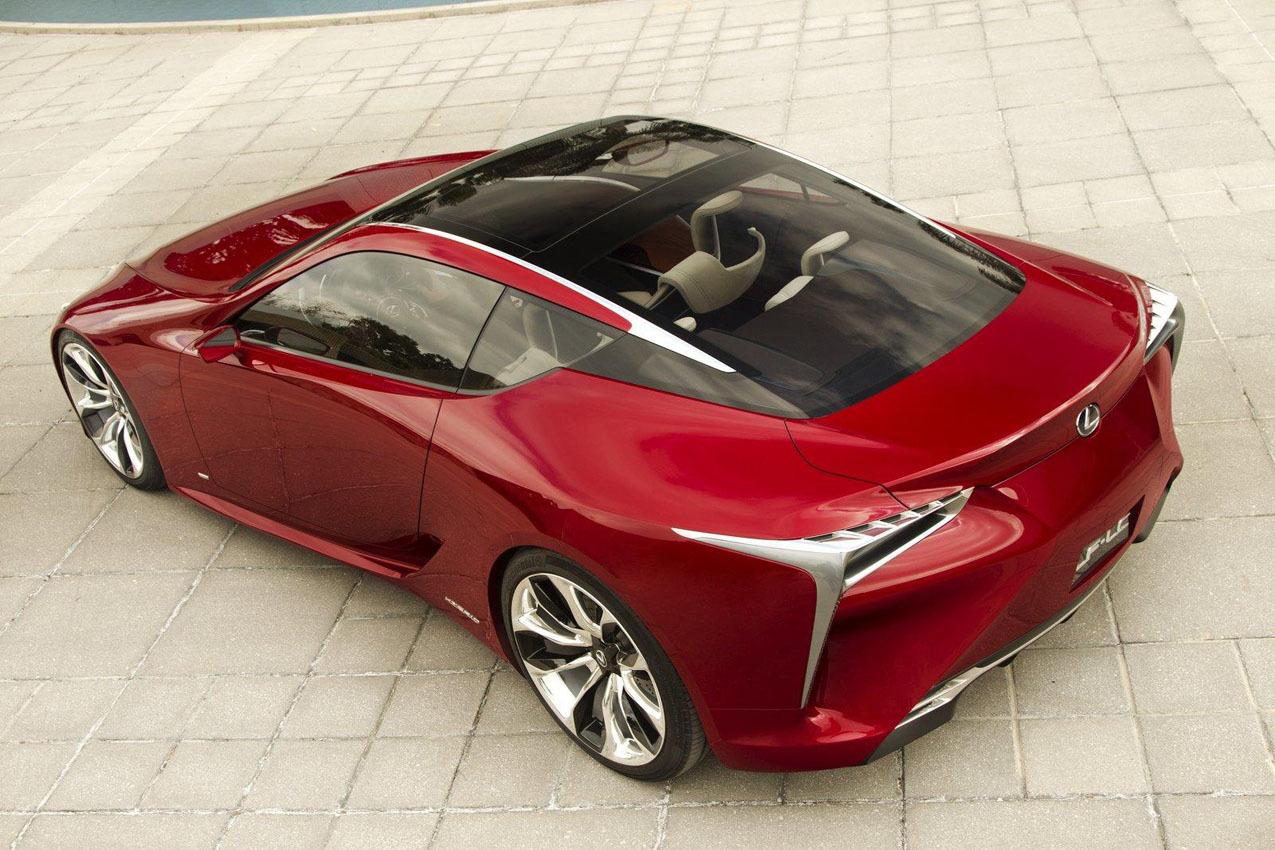 Foto de Lexus LF-LC Concept (17/27)