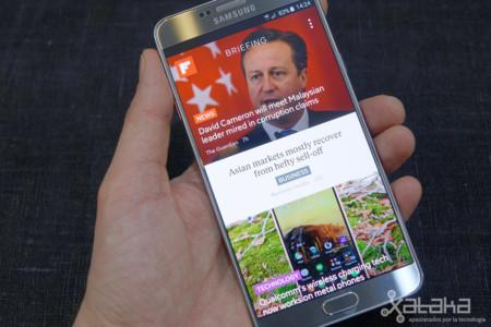 Samsung presenta el Galaxy S6 Edge +, la renovación del exitoso teléfono está aquí