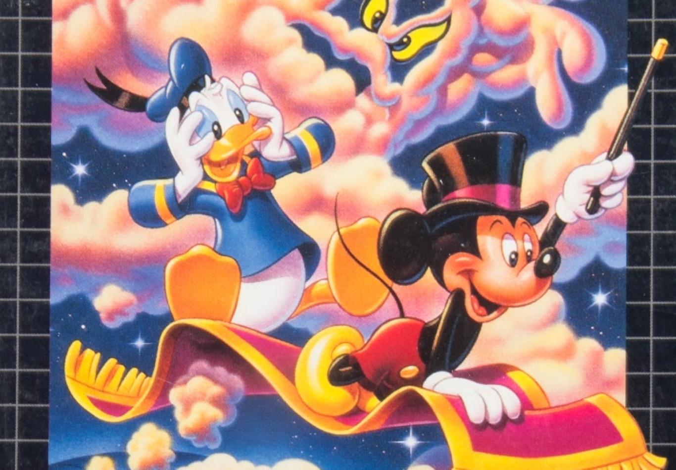 Retroanálisis de World of Illusion, la inolvidable aventura conjunta entre Mickey Mouse y el Pato Donald para...