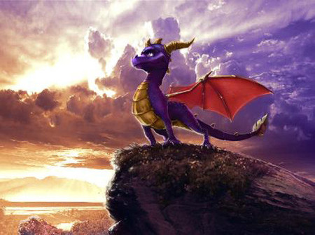 El espectacular casting de voces para 'The Legend of Spyro'