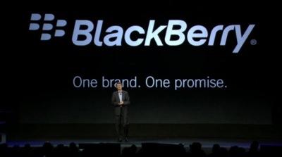 RIM pasa a llamarse BlackBerry