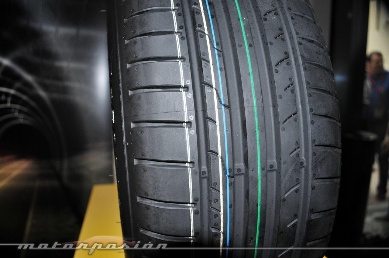 Foto de Dunlop Sport BluResponse, presentación y prueba en Yas Marina (22/24)