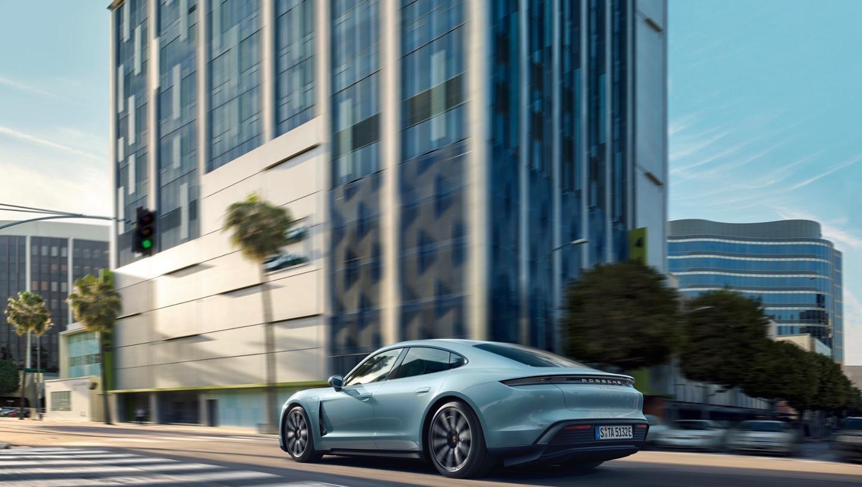 Foto de Porsche Taycan 4S (1/9)