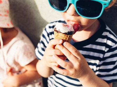 Tres estrategias para conseguir que tus hijos coman mejor