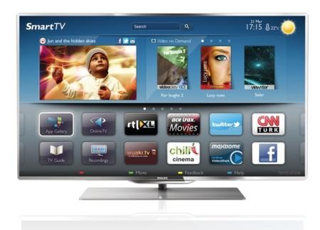 Wuaki.tv también llega a los Smart TV de Philips
