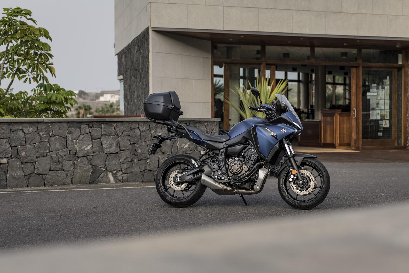 Foto de Yamaha Tracer 700 2020, prueba (17/47)