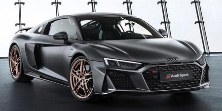 Audi R8 V10 Decennium, así celebra la marca alemana diez años de uno de sus motores más sorprendentes