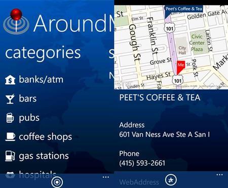 Nuevas funcionalidades de la mano de Bing, para Windows Phone 8