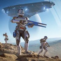 Elite Dangerous nos permitirá explorar los planetas a pie con su nueva expansión Odyssey