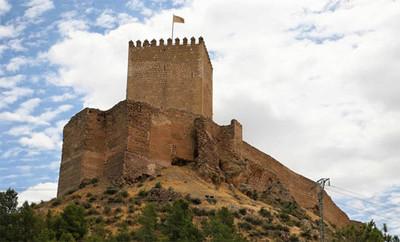 Castillo de Lorca, un viaje a la Edad Media